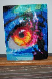 hama bead letter templates 1863 best perler images on pinterest fuse beads bead patterns flame eye perler bead art made by me amanda wasend