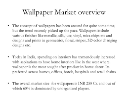 wallpaper brands in india