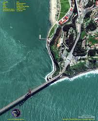 Satellite Map Usa Worldview 2 Satellite Image Golden Gate Bridge Satellite Imaging