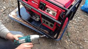 ew 171 honda welder generator youtube