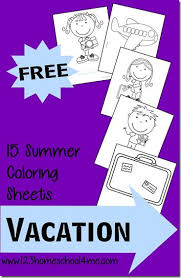 summer vacation coloring pages best 25 summer coloring sheets ideas on pinterest coloring