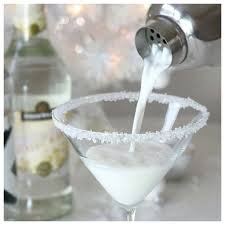 white chocolate martini white chocolate snowflake martini johnston style