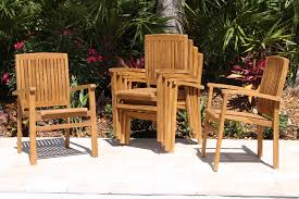 table and 6 chairs for sale sale 56in round table u0026 6 pacific chair teak set oceanic teak