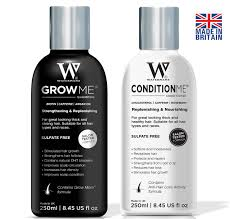 What Can I Do For My Hair Loss Hair Growth Shampoo And Conditioner By Watermans Combo Pack