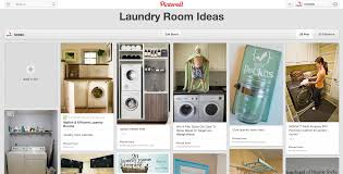 Cute Laundry Room Decor by How To Design The Perfect Laundry Room Space Using Pinterest
