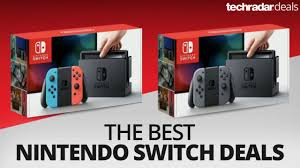 all the best black friday deals on nintendo switch and 3ds