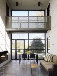 double height dangle byrd house by koko architecture living space