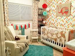 Riley Mini Crib by Coral Aqua Gold White And Gray Nursery Colors Royal Design