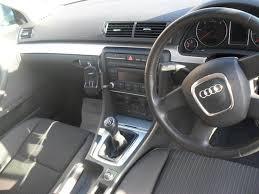 2007 audi a4 manual used audi a4 2007 diesel 2 0 tdi tdv se estate blue manual for