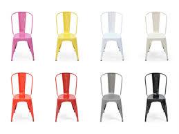 chaise a chaise a tolix nouveau tolix history de conception