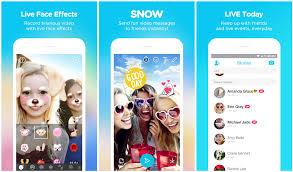 snapchat app for android 3 snapchat like apps with selfie filters for android and iphone