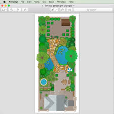 Home Landscape Design Pro 17 7 For Windows by How To Draw A Landscape Design Plan