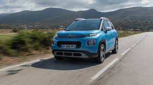 citroen c3 aircross blue motor1 com photos