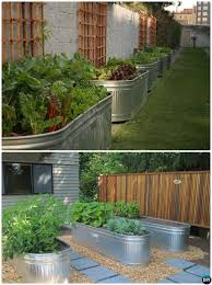 Raised Planter Beds by Best 25 Raised Garden Planters Ideas On Pinterest Raised