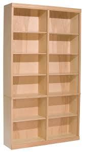 84 Inch Bookcase 48