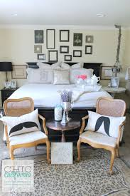 White Bedroom Tour French Luxe Master Bedroom Tour On A Budget Chic California