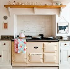 aga kitchen appliances classic cream aga with pretty painted cabinets i can cook