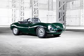 first car ever made with engine jaguar goes back to the past nine u0027new u0027 jaguar xkss road cars to
