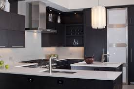 picture of modern kitchen design dark grey floor tiles idolza