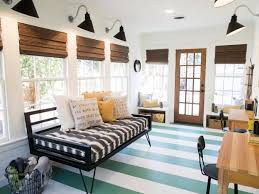 design sunroom 26 gorgeous sunroom design ideas hgtv s decorating design