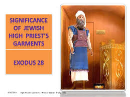 high priest garments high priest his garments significance today updated in a