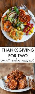 24 thanksgiving recipes for two thanksgiving recipes