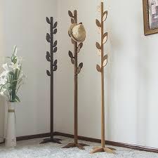 new fashion 100 oak tree coat rack living room furniture wooden