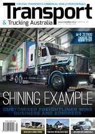 transport u0026 trucking issue 107 feb mar 2016 by transport