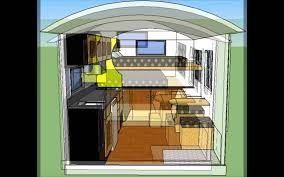 Micro House Floor Plans 8x12 Tiny House 2 Hd 1080p Youtube