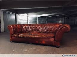 chesterfield canapé canapé chesterfield a vendre à bruxelles 2ememain be