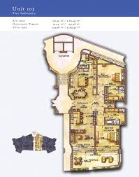 Nayarit Mexico Map by Pvsr Floor Plans Pvsr Punta Vista Signature Residences