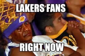 Lakers Meme - meme creator lakers meme generator at memecreator org