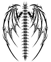 wings by cross bonez on deviantart