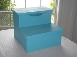 Step Stool For Kids Bathroom - ana white kid u0027s storage step stool first project diy projects