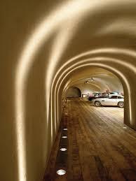 an 8 car garage seems more like a hotel underground parking my