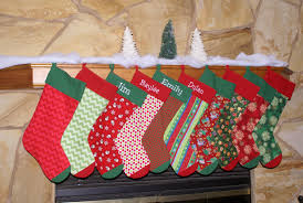 personalized christmas stockings on luulla