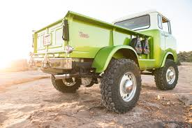 jeep moab truck green machine magnaflow news