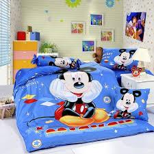 Mickey Mouse Toddler Duvet Set Boy Bedding Sets Bedding Setkids Bedding Sets Boys Trendy Kids