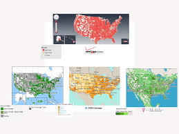 Verizon Coverage Maps Map Wars The Real Deal Behind At U0026t And Verizon U0027s Claims Of 3g