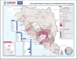 Map West Africa by West Africa Ebola Outbreak Fact Sheet 2 Fy 15 U S Agency