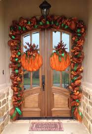 outdoor thanksgiving decorations deco mesh wreath ideas 30 eye catching outdoor