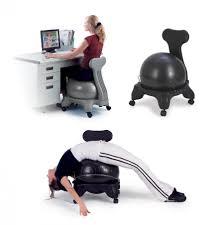 yoga ball office chair modern chair design and ideas