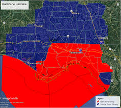 Tallahassee Zip Code Map by Hermine 2016 Is The First Hurricane To Make Landfall Along The