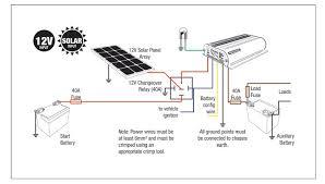 how to connect solar to a bcdc1220 redarc exploroz forum