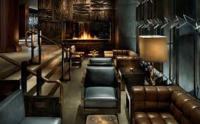 Interior Designs For Restaurants by Hospitality Restaurant Interior Design Forty Four Lighting New
