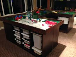 ikea lego table hack trofast lego table ultimate lego play and storage table childrens