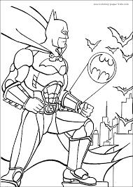 Surprising Batman Coloring Pages Printable With Batman Color Pages Batman Coloring Pages For
