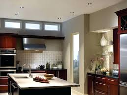 Recessed Lights In Kitchen How To Install Recessed Lighting In Kitchen And Installing