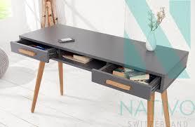 Designer Schreibtisch Nativo Schreibtisch Man Graphit Günstig Online Kaufen