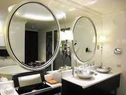 Circle Bathroom Mirror Best 25 Round Bathroom Mirror Ideas On Pinterest Washroom